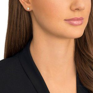 Swarovski Harley Pierced Stud Earrings